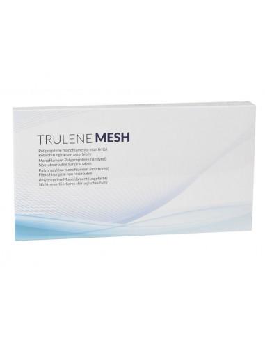 TRULENE MESH NON RÉSORBABLE 7.6x15cm - bleu