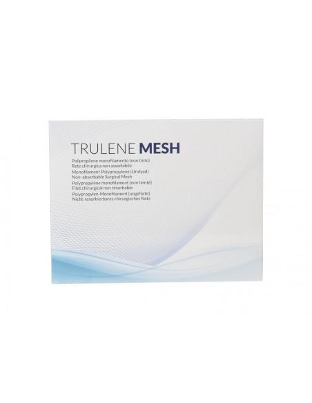 TRULENE NON ABSORBABLE MESH 10x15cm - blue