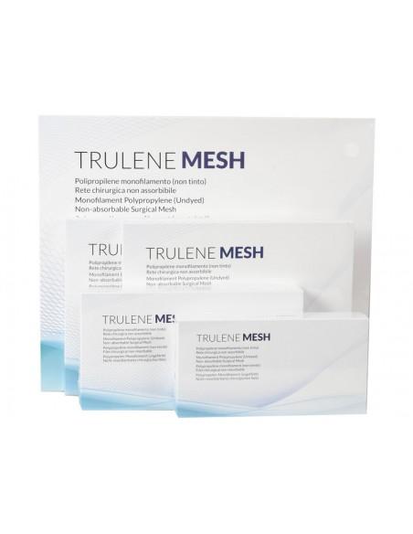TRULENE NON ABSORBABLE MESH 30x30cm - blue