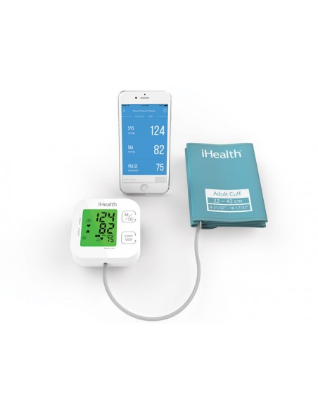 iHEALTH TRACK CONNECTED B.P.M.