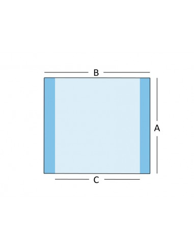 INCISION FILM 40x50 cm - sterile