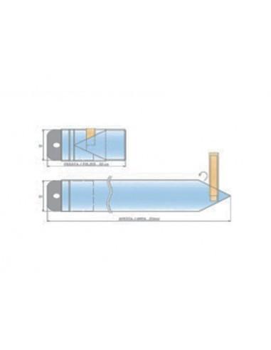 CAMERA DRAPE 13x250 cm - sterile