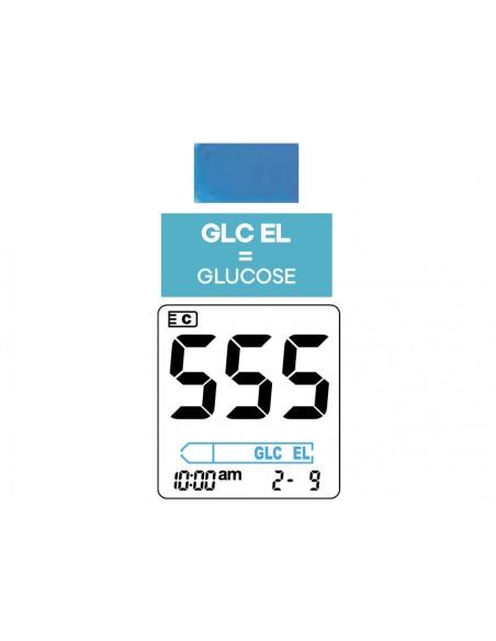 BANDELETTES GLUCOSE - pour code 23965/66/67, 24150/51/52