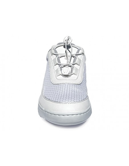 HF100 SNEAKERS PROFESSIONNELLES - 40 - lacets - blanches