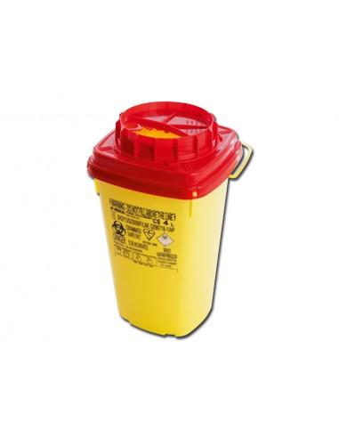 CONTENITORE RIFIUTI TAGLIENTI LINEA CS - 4 litri