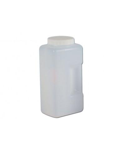 FLACON URINAIRE 24 HEURES avec poignet ergonomique 2000 ml