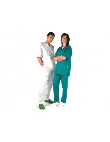 CASAQUE - coton vert - taille XXL
