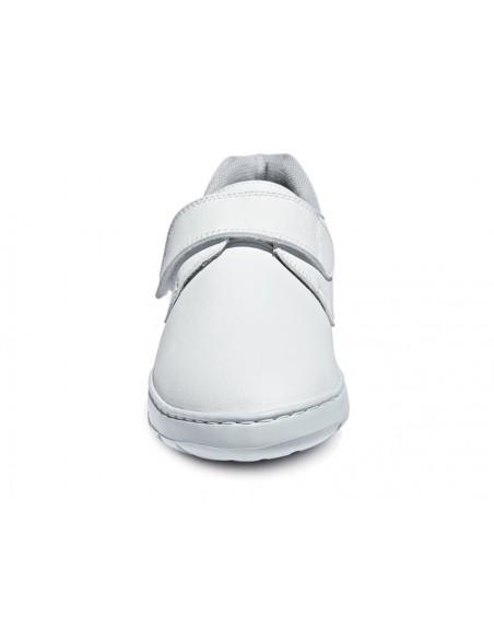 SCARPA PROFESSIONALE HF200 - 47 - con strap - bianca