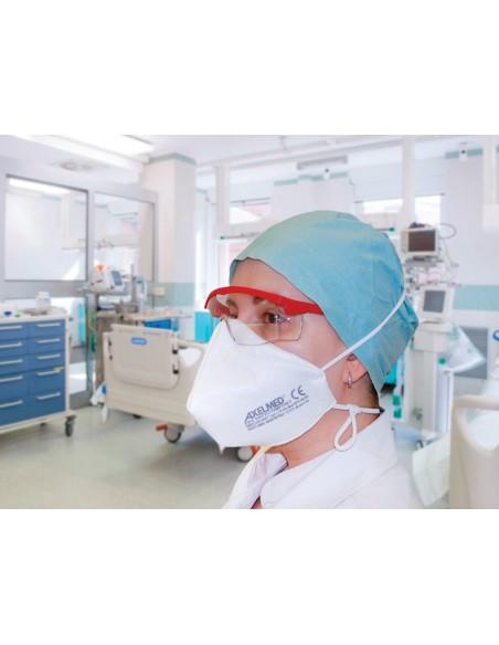 SAFE COMFORT REUSABLE 5-LAYER PROFESSIONAL FACE MASK