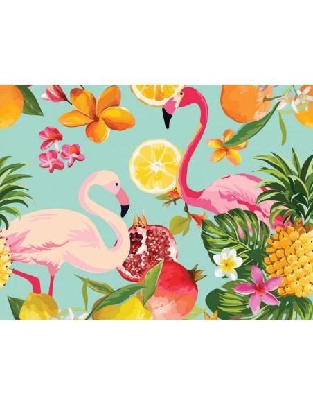 FUNNY CAP - Flamingo - M