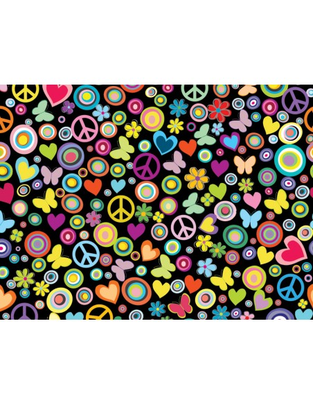 FUNNY CAP - Peace - M