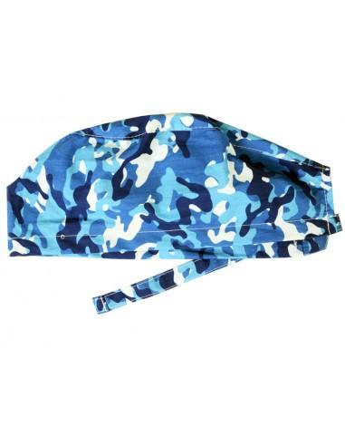 CAPPELLINO FANTASIA - Militare blu - M