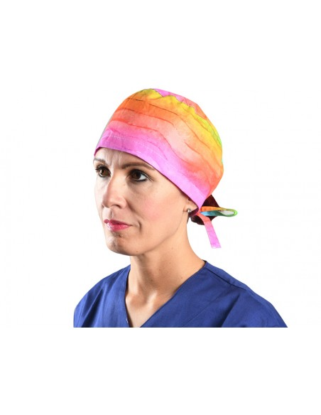 FUNNY CAP - Rainbow - M