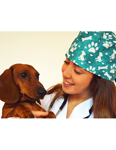 FUNNY CAP - Veterinary - M
